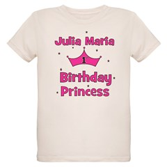 Julia Maria - 1st Birthday Pr T-Shirt
