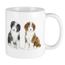 BeardiePupsB Mugs