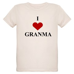 I Love (heart) Granma T-Shirt