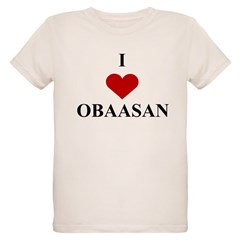 I Love (heart) Obaasan T-Shirt