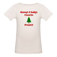 Mommy & Daddy's Favorite Pres Tee