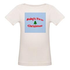 Baby's First Christmas Orname Tee