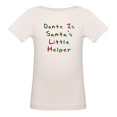 Dante Is Santa's Little Helpe Tee