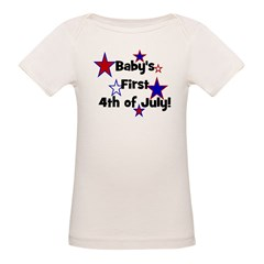 Baby's First 4th of July! Tee