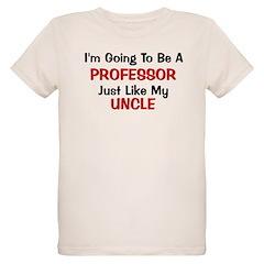 Professor Uncle Profession T-Shirt