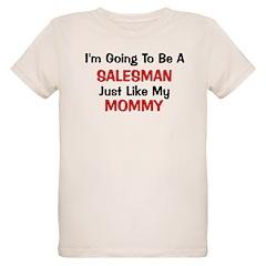 Salesman Mommy Profession T-Shirt