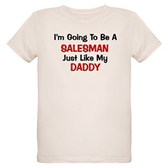Salesman Daddy Profession T-Shirt