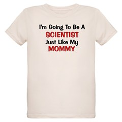 Scientist Mommy Profession T-Shirt