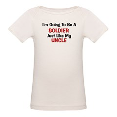 Soldier Uncle Profession Tee