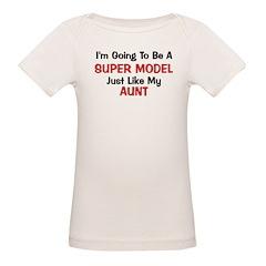 Super Model Aunt Profession Tee