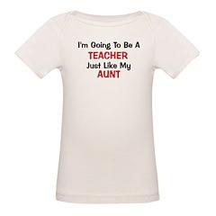 Teacher - Aunt - Profession Tee