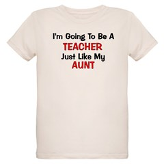 Teacher - Aunt - Profession T-Shirt