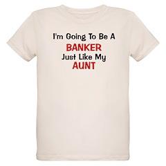 Banker - Aunt - Profession T-Shirt