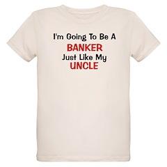 Banker - Uncle - Profession T-Shirt