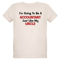 Accountant Uncle Profession T-Shirt