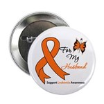 Leukemia Ribbon Husband 2.25