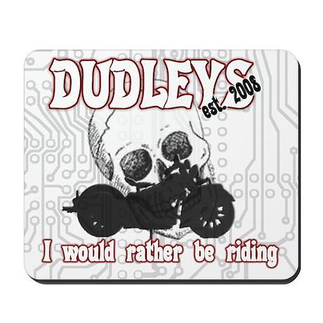 Dudleys Mousepad