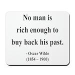 Oscar Wilde 20 Mousepad