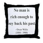 Oscar Wilde 20 Throw Pillow