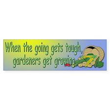 Get Growing Bumper Bumper Sticker