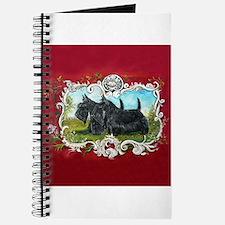 Vintage Scottish Terrier Journal
