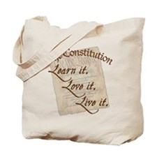 Conservatives Unite! Tote Bag