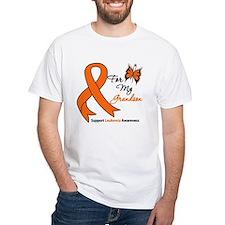 Leukemia Ribbon Grandson Shirt