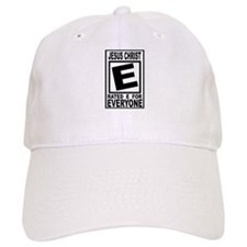 Jesus Christ Rated E for Ever Baseball Cap