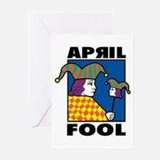 April Fool Greeting Cards (Pk of 10)