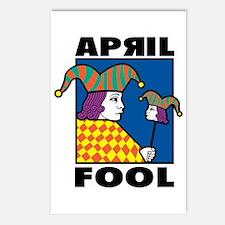 April Fool Postcards (Package of 8)