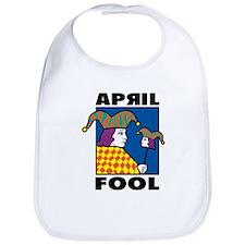 April Fool Bib