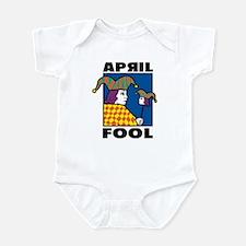 April Fool Infant Creeper