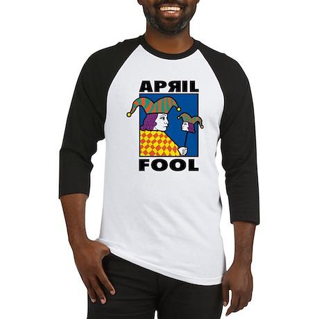 April Fool Baseball Jersey