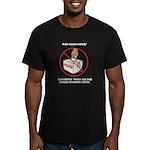 Ballot Voting Sarcastic Men's Fitted T-Shirt (dark