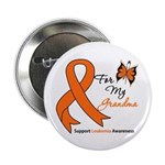 Leukemia Ribbon Grandma 2.25