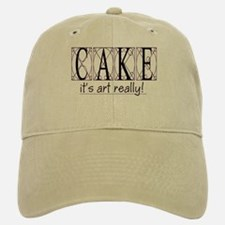 """Cake Art"" Baseball Baseball Cap"