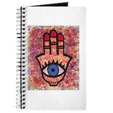 I See You Hamsa Journal