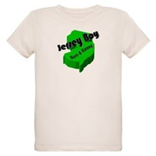 Jersey Boy, Born and Raised T-Shirt
