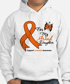 Leukemia Granddaughter Hoodie