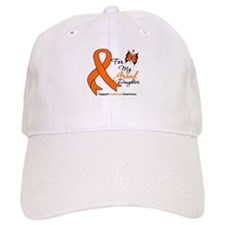 Leukemia Granddaughter Baseball Cap
