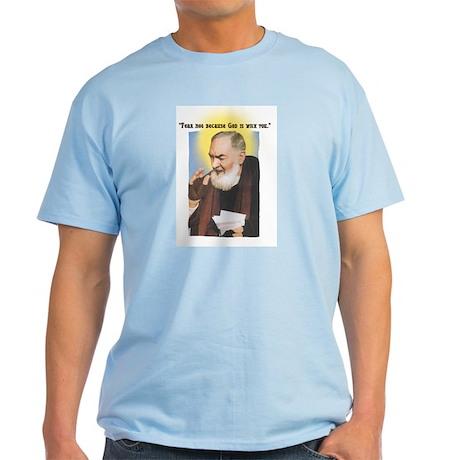 Padre Pio Light T-Shirt