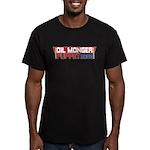 Oil Monger 2008 Men's Fitted T-Shirt (dark)