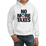 No More Taxes Hooded Sweatshirt