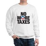No More Taxes Sweatshirt
