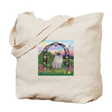 Blossoms / Ragdoll Tote Bag