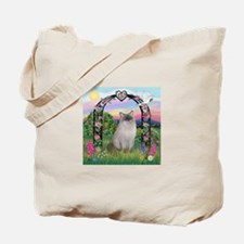 Blossoms / Ragdoll Tote Bag
