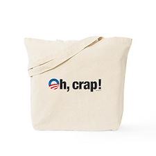 Oh, crap! Tote Bag