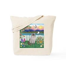 Shore / Ragdoll Tote Bag