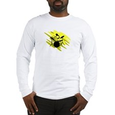 DRUMS (3) Long Sleeve T-Shirt