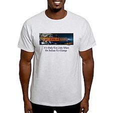 Web site logo, T-Shirt